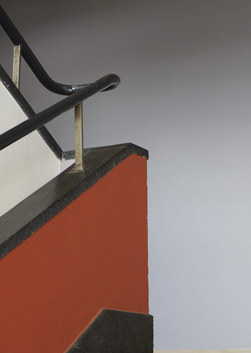 © Monika Probst, Köln. Bauhaus, Dessau