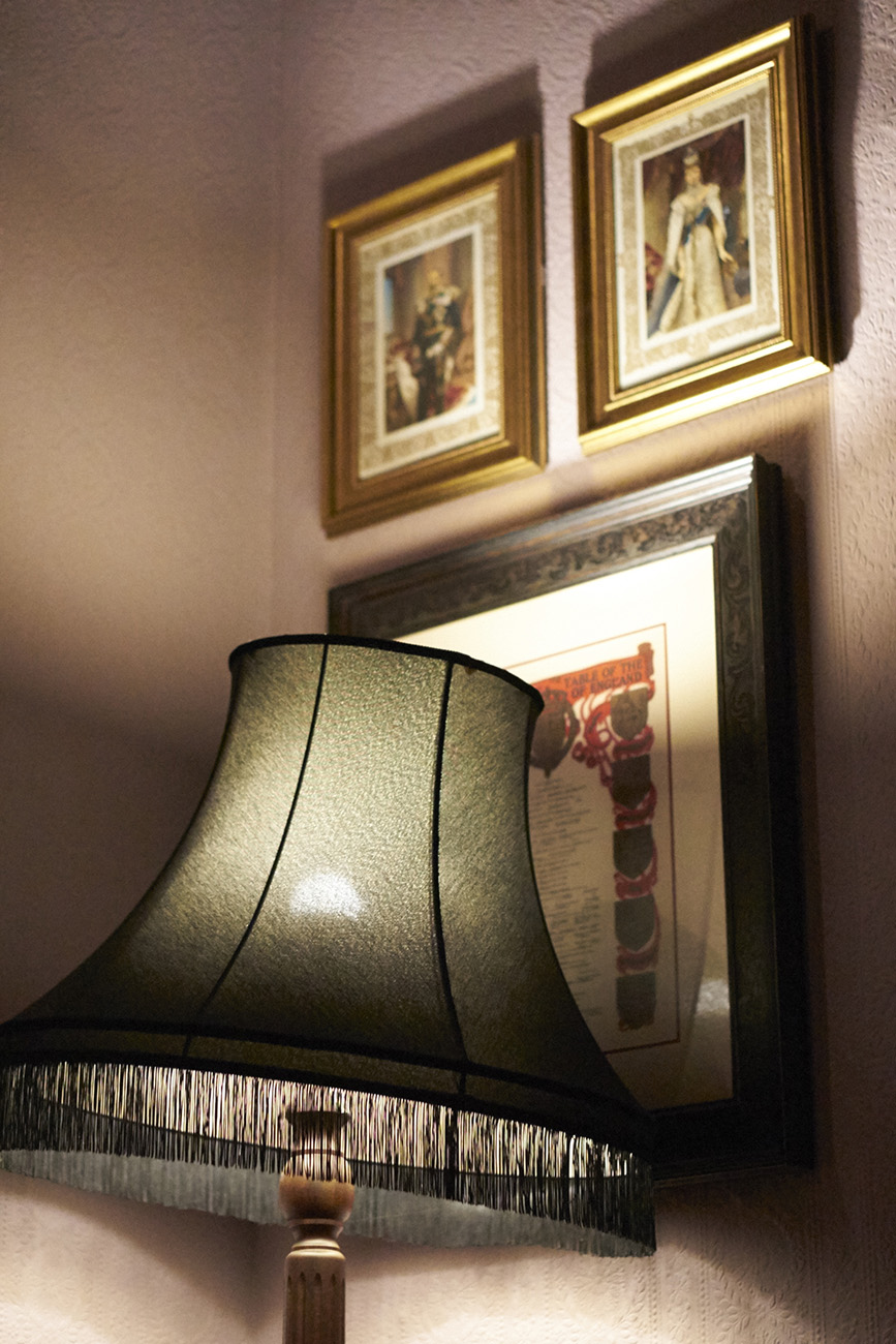 Vintage Lamp, Pup, London © Monika Probst, Köln